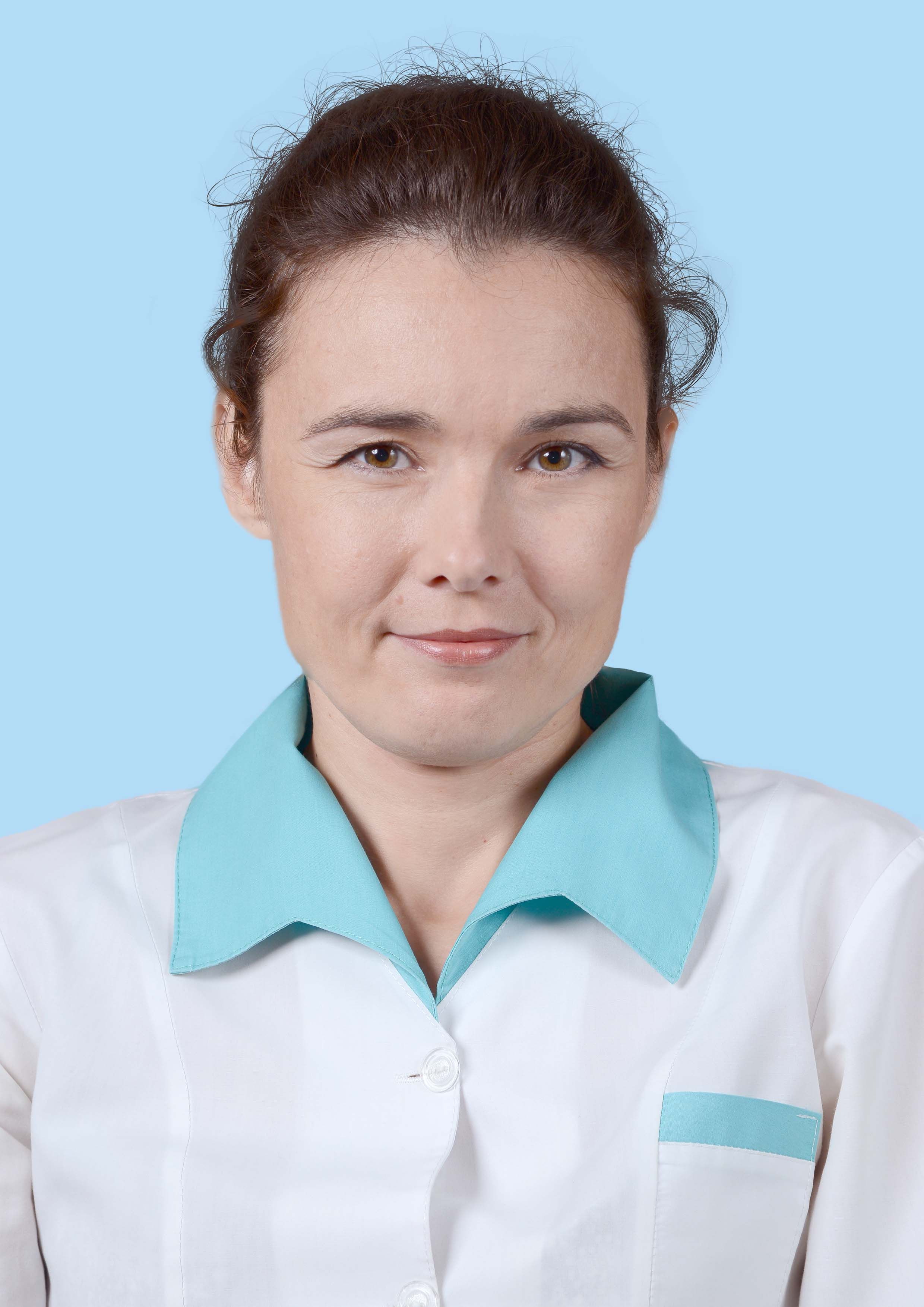 Бусарева Светлана Александровна