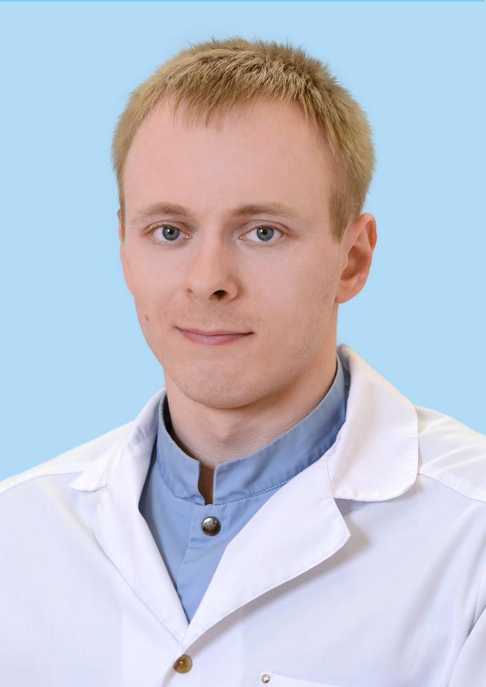 Рымашевский Игорь Евгеньевич