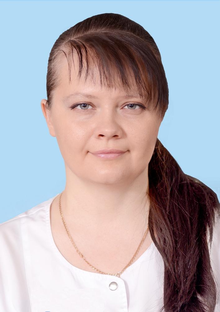 Терентьева Оксана Анатольевна