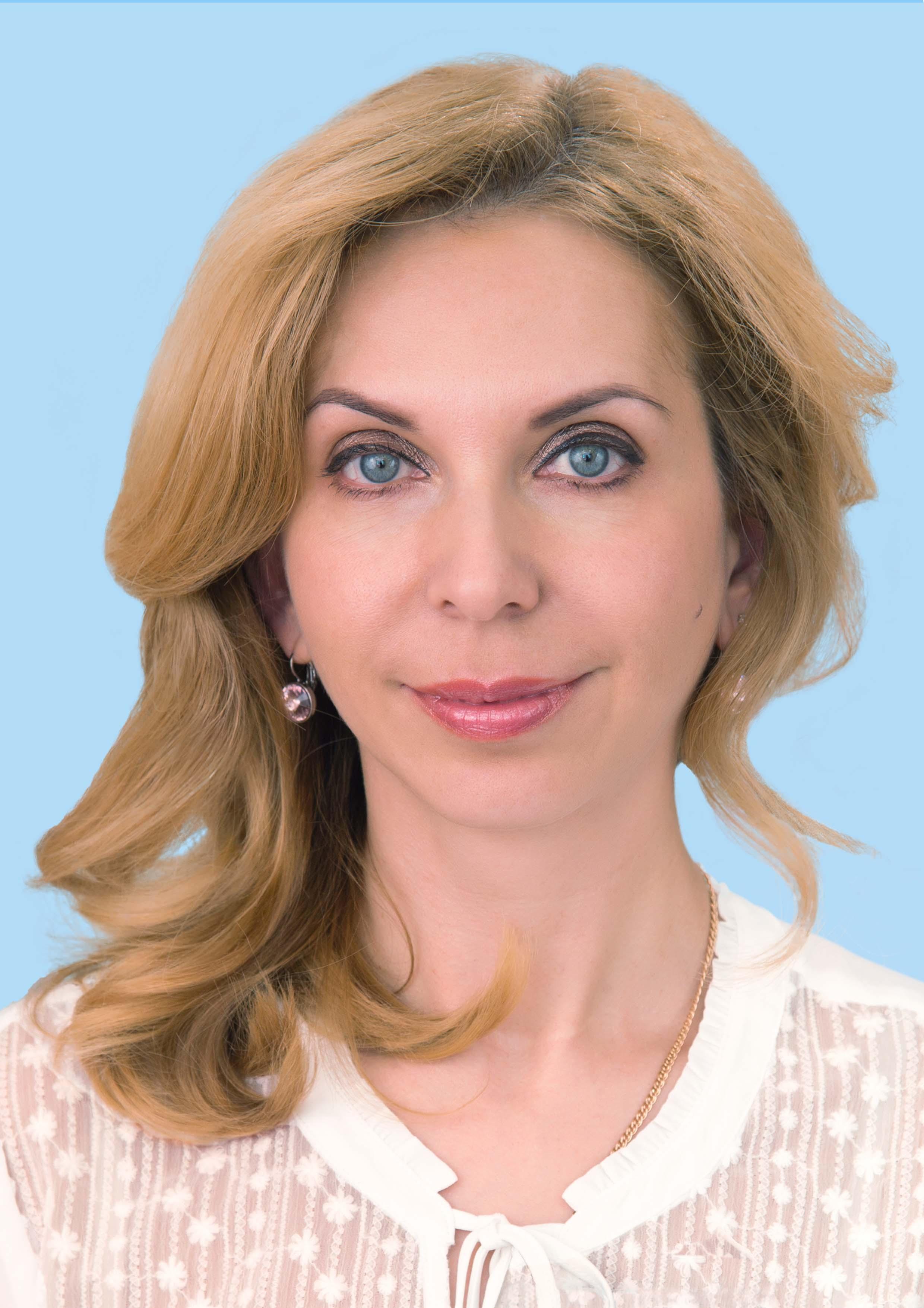 Стручок Ирина Владимировна